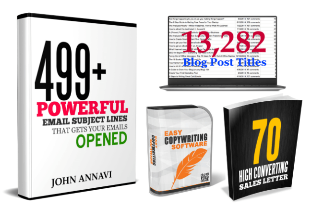 GET] 499+ Irresistible and Evergreen Copywriting Headlines Download - WSO  Downloads