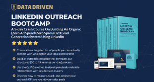 Isaac Anderson – Linkedin Outreach Bootcamp Download