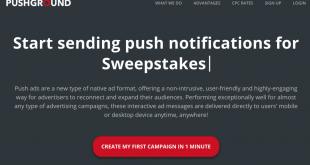 Push Notification Ads + Sweepstakes Mastery By Nick Lenihan Download