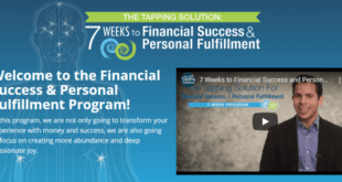 Nick Ortner – 7 Weeks to Financial success & Personal Fulfillment Download
