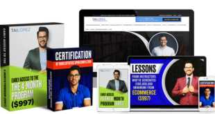 Tai Lopez – Ecommerce Specialist Certification Download