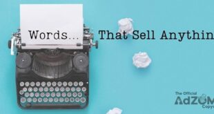 Ad Zombies – Words That Sell Anything