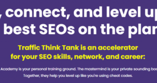 Traffic Think Tank Academy Courses